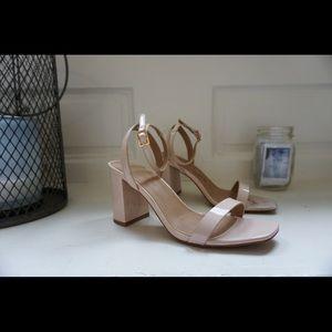 ASOS sandals with heel